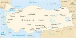 turquie pays
