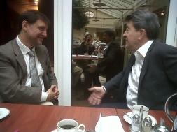 11-Avec Pedro Paez, ancien vice-ministre de l'Economie de l'Equateur, ambassadeur économique du Président Rafael Correa et membre fondateur de la Banque du Sud