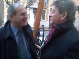 28 - Avec Paolo Ferrero, secrétaire général de rifondazione, Rome Février 2013